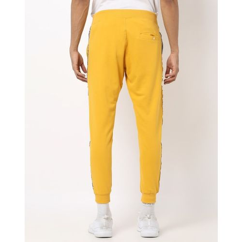 FLYING MACHINE Joggers with Insert Pockets