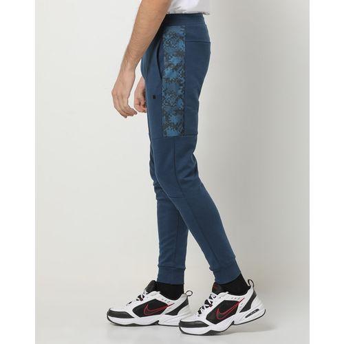 PROLINE Panelled Slim Fit Joggers