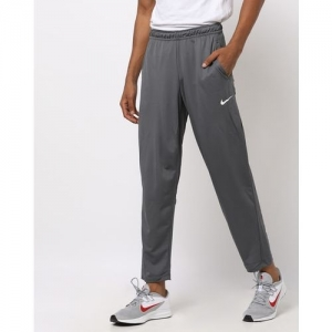 NIKE Mid-Rise Track Pants with Elasticated Waist