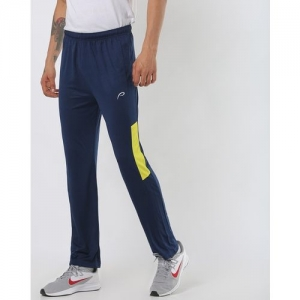 PROLINE Colourblock Track Pants with Elasticated Waistband