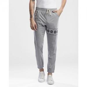 Hubberholme Slim Fit Track Pants with Drawstring Fastening