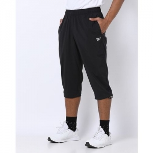 Reebok Track Pants with Side Insert Pockets