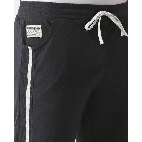 Hubberholme Slim Fit Joggers with Contrast Taping