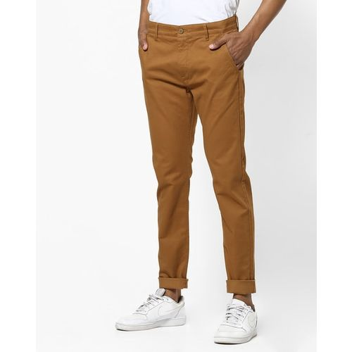 LEVIS 512 Slim Tapered Fit Flat-Front Pants