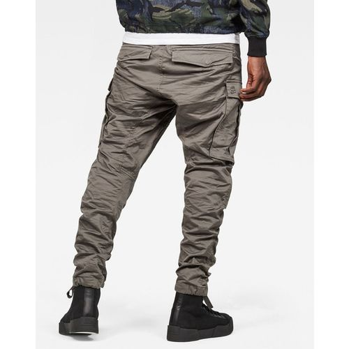 G STAR RAW Rovic Zip 3D Straight Tapered Mid-Rise Cargo Pants