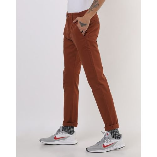 LEVIS Slim Fit Flat-Front Chinos