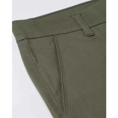 Hubberholme Slim Fit Chinos with Insert Pockets