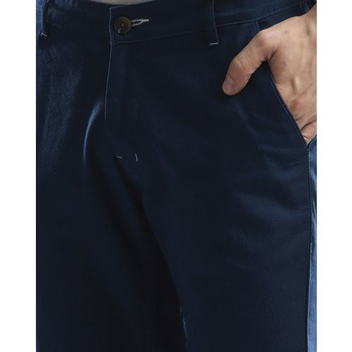 Hubberholme Mid-Rise Slim Fit Trousers