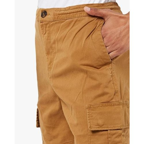 Aeropostale Mid-Rise Jogger Pants with Cargo Pockets