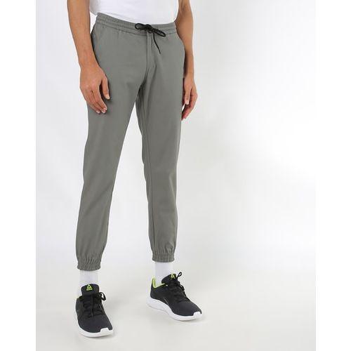 Hubberholme Slim Fit Jogger Pants with Drawstring Fastening