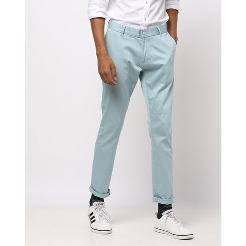 British Club Mid-Rise Slim Fit Chinos