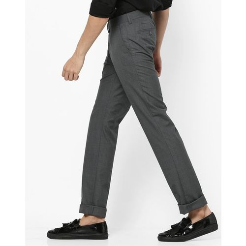 U.S. Polo Assn. Mid-Rise Slim Fit Trousers
