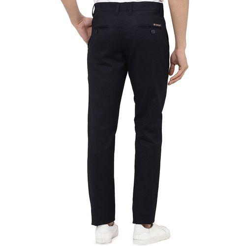 Hubberholme Slim Fit Trousers with Slip Pockets