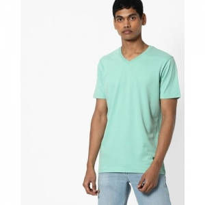 JOHN PLAYERS V-neck T-shirt with Short Sleeves