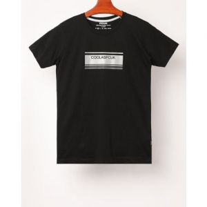 French Connection Typographic Foil Print Slim Fit T-shirt