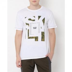 SKULT by Shahid Kapoor Typographic Print Crew-Neck T-shirt
