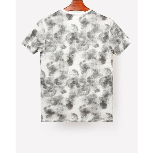 OTHER CHARACTERS Popeye Print Crew-Neck T-shirt