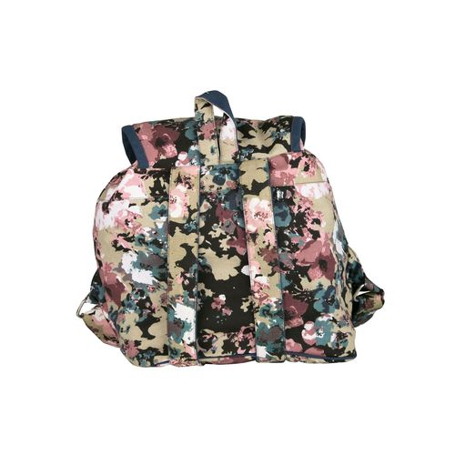 Vivinkaa printed canvas backpack
