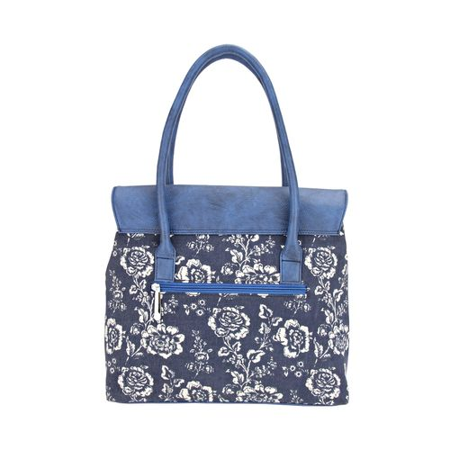 Vivinkaa blue leatherette handbag