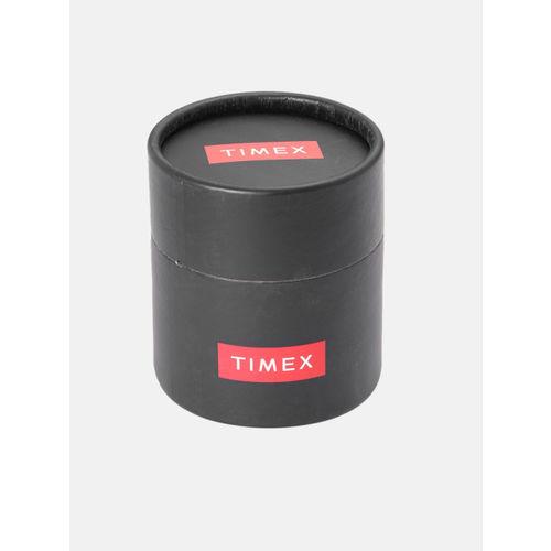 Timex Men Silver-Toned Analogue Watch TW000EL10