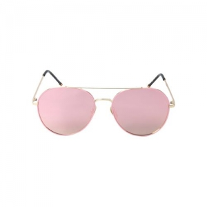 Be Thingalicious trendy rose pink reflector uv protected sunglasses