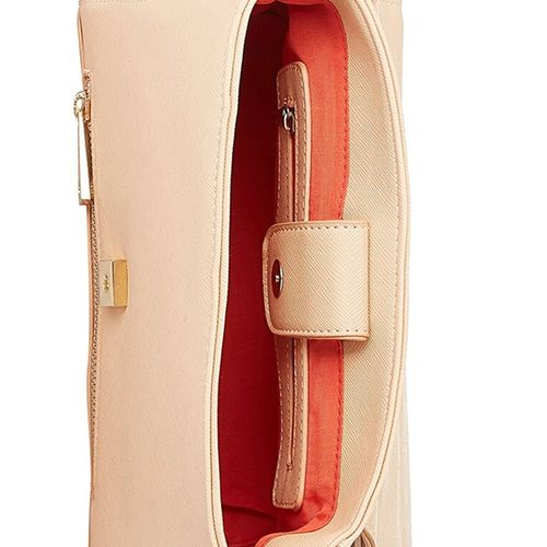 Diana Korr skin  leatherette sling bag