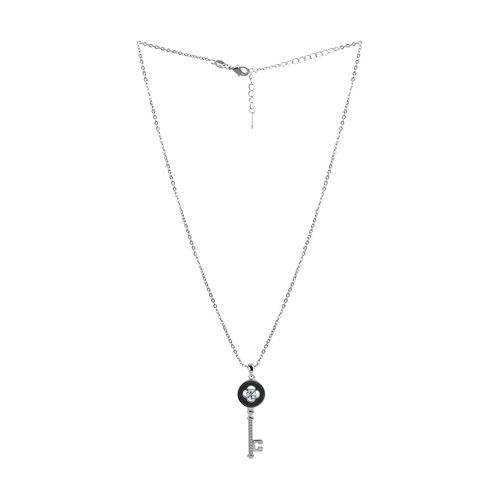 Silver Shine silver metal pendant