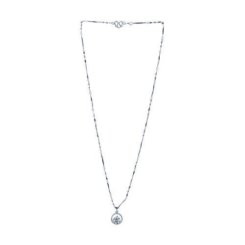 Silver Shine silver plated pendant