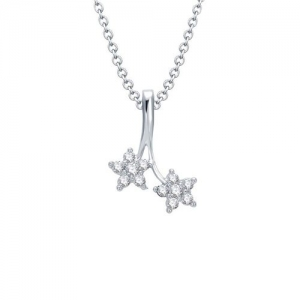 VK Jewels silver metal pendant