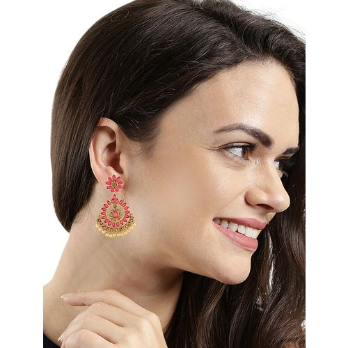 Kord Store gold brass other earring