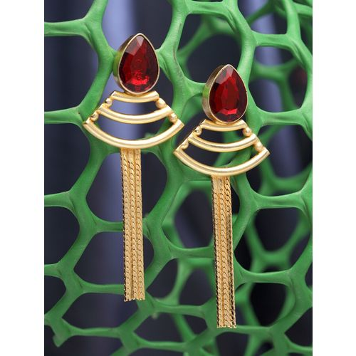 Diva Walk drop earrings