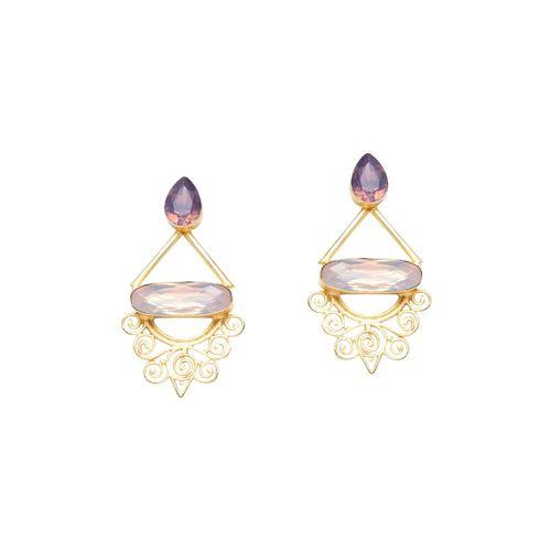 Diva Walk drop earring