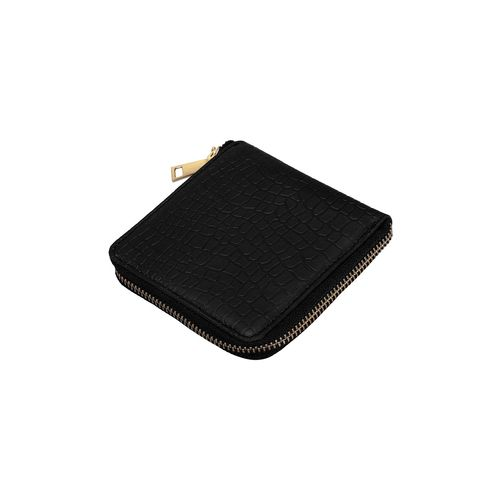 Kleio black leatherette (pu wallet
