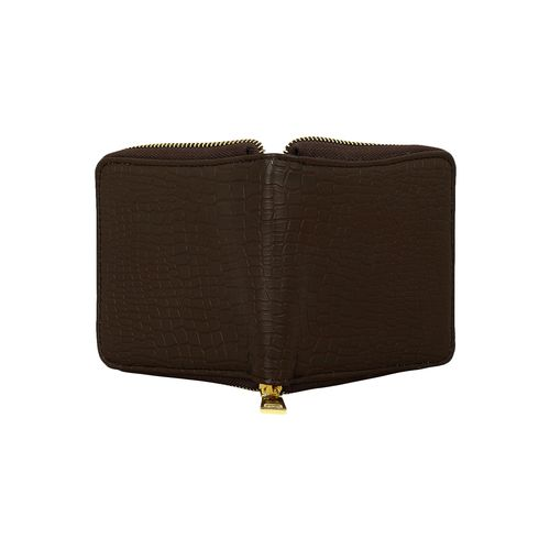 Kleio brown leatherette (pu wallet