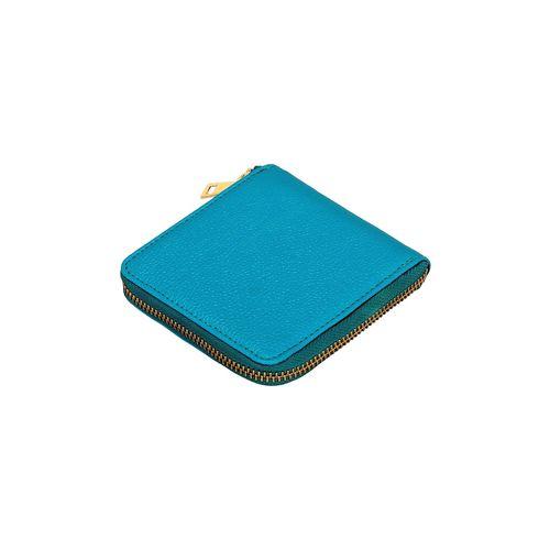 Kleio blue leatherette (pu wallet