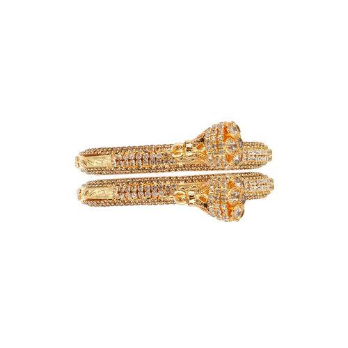 Kord Store gold metal bangle