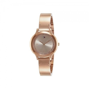 tommy hilfiger analog gold dial women's watch - th1781911