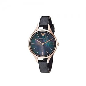 Armani round dial analog watch -ar11056