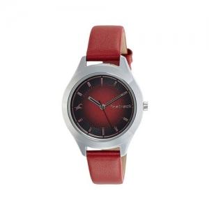 fastrack round dial analog watch-6153sl01