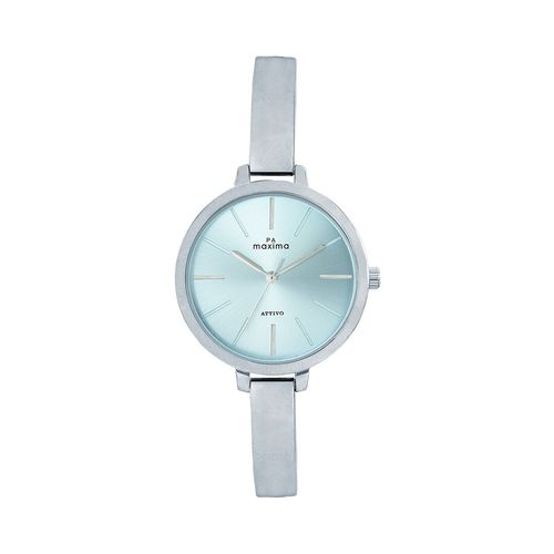 Maxima round dial analog watch-59291bmli