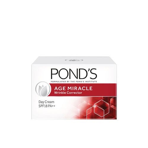 Ponds Age Miracle Wrinkle Corrector SPF 18 PA++ Day Cream 20 g