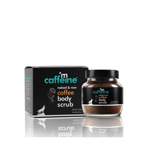 MCaffeine Set Of Coffee Exfoliation & Tan Removal Coffee Body Scrub Combo
