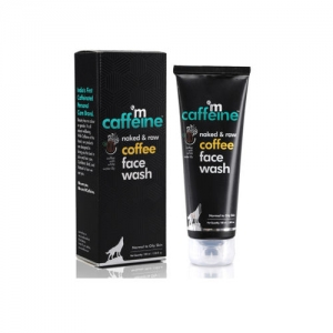 MCaffeine Naked & Raw Deep Cleansing Coffee Face Wash 100 ml