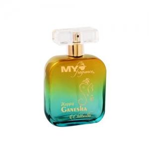 my fragrance present ganesh chathurthi gift for womens (100 ml digital printed)