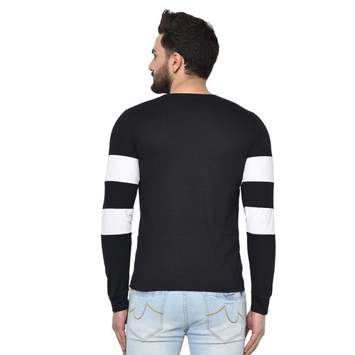 Glito black taped t-shirt