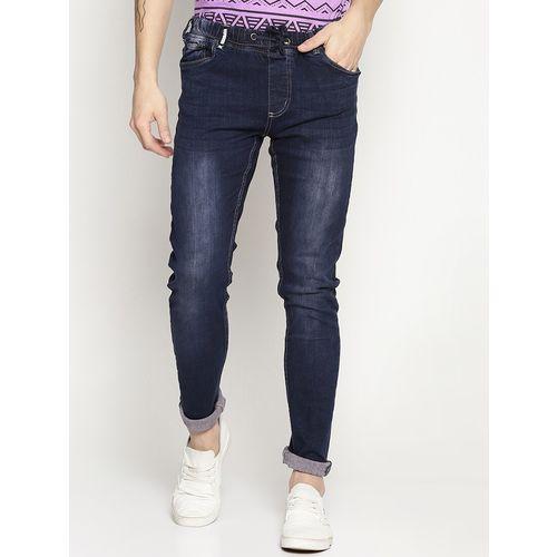 IMPACKT dark blue denim washed jeans