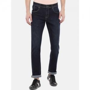 Globus dark blue light washed denim jeans