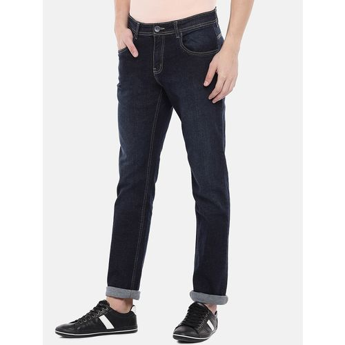 Globus dark blue light washed denim jeans