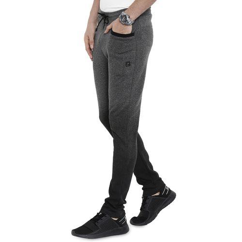 PROLINE black ombre full length track pant
