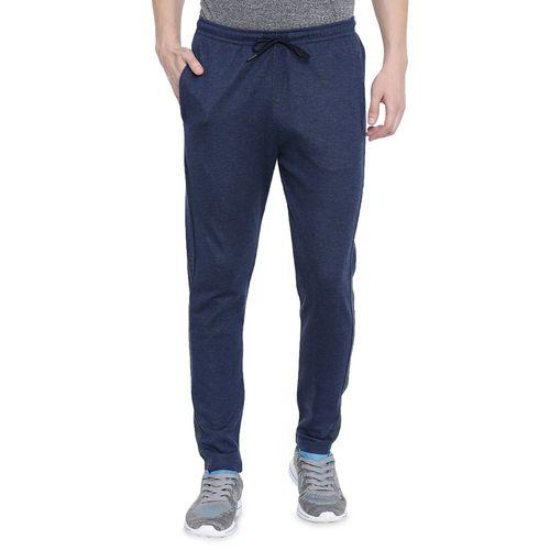 PROLINE blue side striped full length track pant